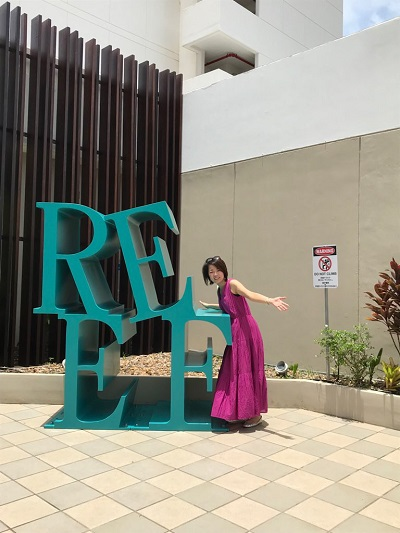 グアム GUAM 南国 ビーチ リーフホテル アウトリガー インフィニティ—プール 海 海好き