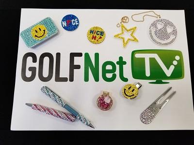 GOLF Net TV ゴルフネットTV 女子ゴルファー ゴルファー ゴルフ場 ゴルフコンペ ゴルフレッスン ゴルフデコ キラキラ